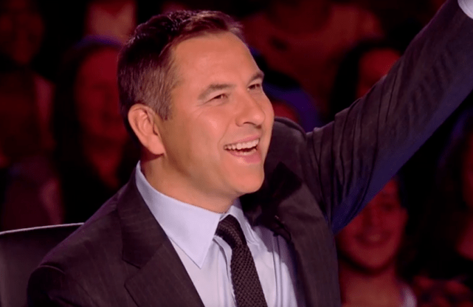David Walliams To Host Late Night Show To Rival James Corden's Late Late Show