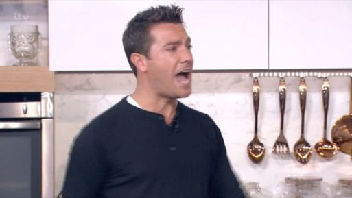 Gino D'Acampo Goes On MASSIVE Rant On This Morning Over Food In Mugs