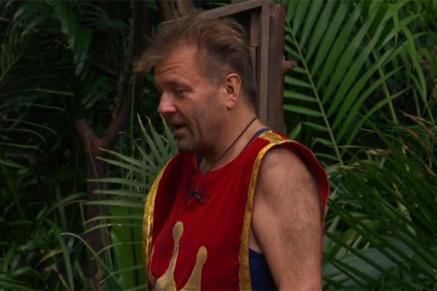 Is Martin Roberts Going To Be Axed From I'm A Celeb After Viewers Want Him Gone!