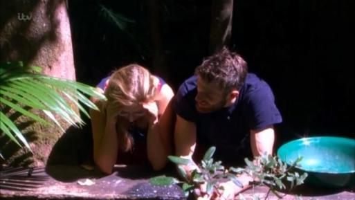 Joel Dommett And Carol Vorderman Struck Up Fake Relationship In The I'm A Celebrity Jungle