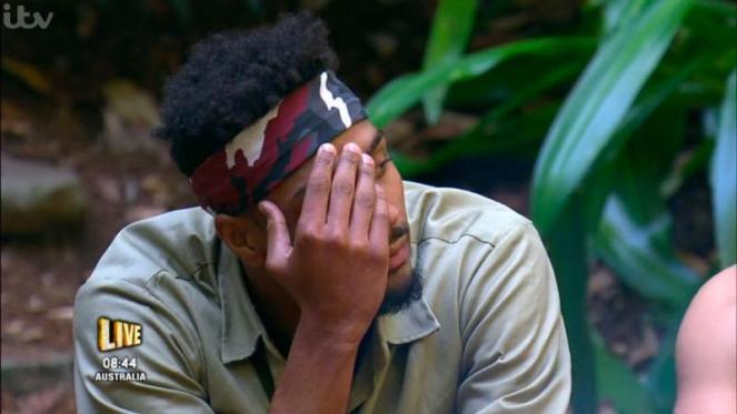 Jordan Banjo Has Been Voted Out Of  I'm A Celebrity ... Get Me Out of Here