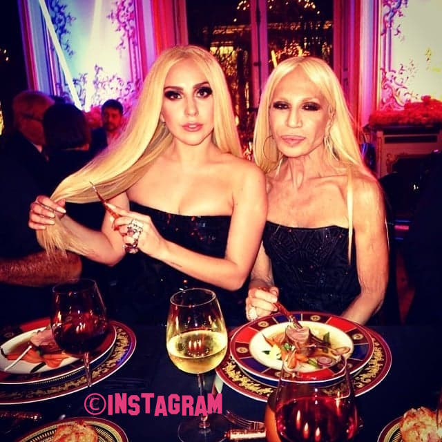 Lady Gaga To Play Donatella Versace In American Crime Story!