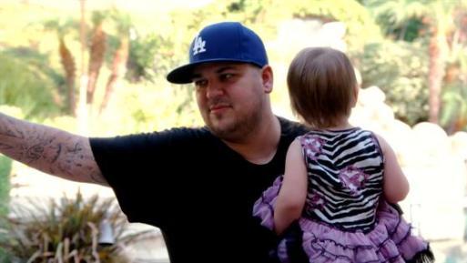 Rob Kardashian Turns Into Daddy Daycare In New KUWTK's Clip