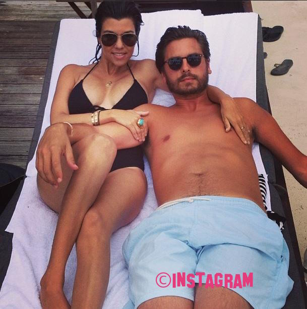 Scott Disick And Kourtney Kardashian Are Trying To 'Make Things Work Again' As He Takes Her To Mexico!