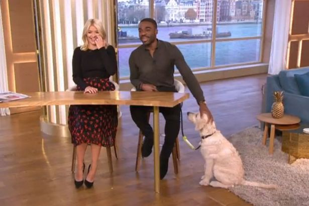 This Morning Viewers Want Ore Oduba To Replace Phillip Schofield As The Show Host!