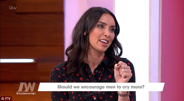 Christine Bleakley Admits She Wants To Have Children With Husband Frank Lampard