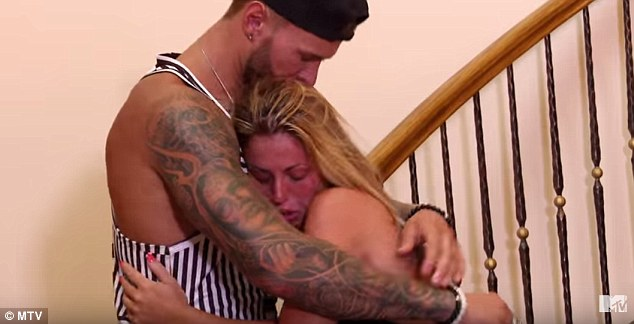 Holly Hagan Breaks Down On Geordie Shore As She Admits She Can't Be On The Show Without Boyfriend Kyle!