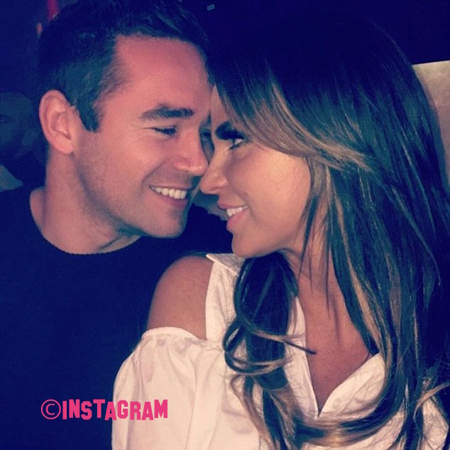 Katie Price shares Lovely Snap Of Herself And Husband kieran Hayler On Their Four Anniversary
