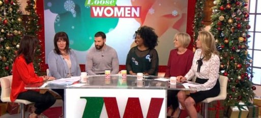 Loose Women Admits Their Tattoos As Tattoo Fixers Appear On The Show