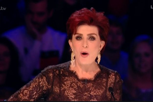 "Sharon Osbourne Talks About Cheryl And Liam Payne's Pregnancy As She Admits It's ""Fantastic"""