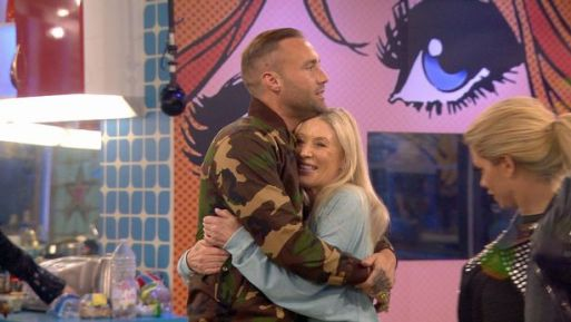 Angie Best Is First To Be Voted Out Of Celebrity Big Brother