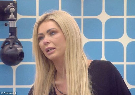 Nicola McLean Husband Tom Williams Wants to Enter The Celebrity Big Brother House!