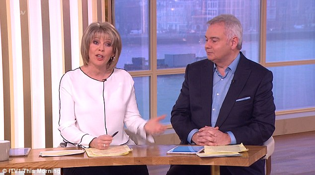 Eamonn Holmes Talks About Having To Ask Ruth Langsford's Mum To Marry Her Daughter Due To Father Battling Dementia