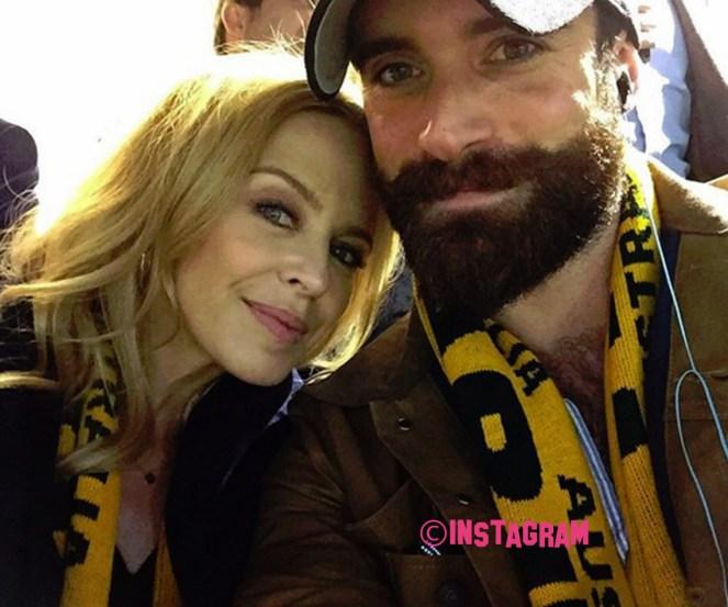 Kylie Minogue Announces Split From Fiancé Joshua Sasse