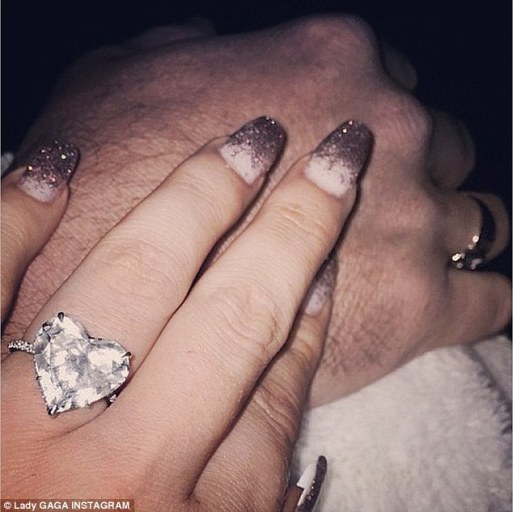 Lady Gaga Gave Her Beautiful Engagement Ring Back To Ex Taylor Kinney' Before New Relationship With Christian Carino