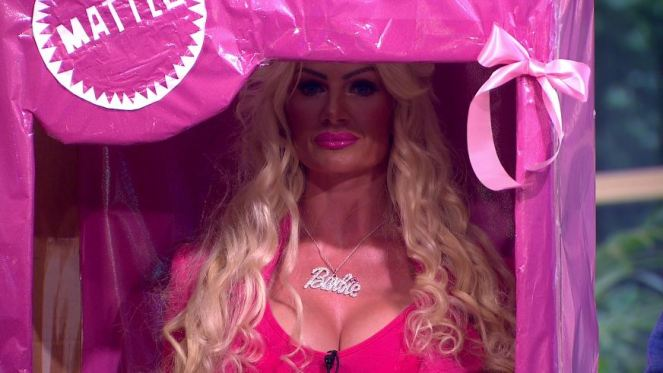 Real Life Barbie Doll Appears On This Morning After Having £100K Worth Of Plastic Surgery