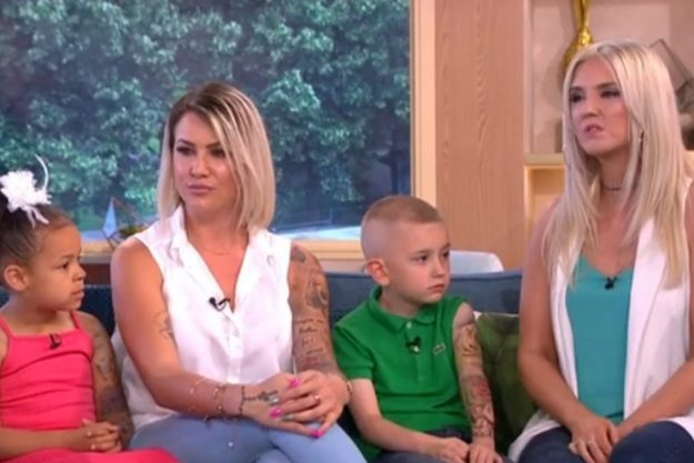 This Morning Viewers Left Divided Over Children With Tattoo Sleves