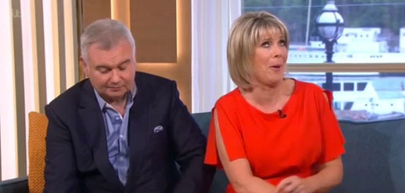 Eamonn Holmes And Ruth Langsford Attending Swingers Party!