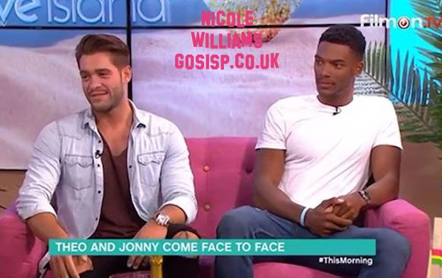 Love Island's Johnny And Theo Appear On This Morning