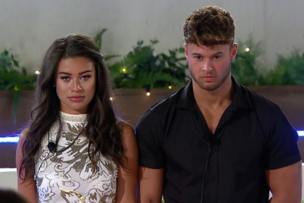 Love Island's Montana And Alex Are Having LOUD Sex For Airtime And To Win Show!