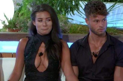 Love Island's Montana Brown And Alex Beattie Have Been DUMPED From Show