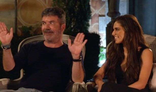 Is Cheryl Going To Stand In For Simon Cowell On X Factor This Weekend?