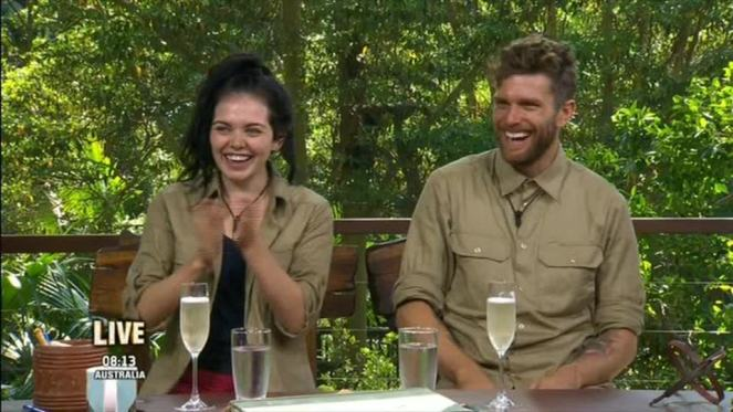 Scarlett Moffatt, Joel Dommett And Joe Swash Named As I'm A Celebrity After Show Hosts