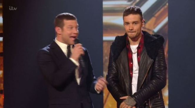 Just Why Did Liam Payne Walk Off The Stage During X Factor Performance?