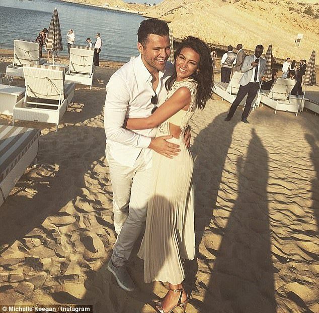 "Mark Wright Tells Michelle Keegan ""She's Beautiful Everyday"" In New Interview"
