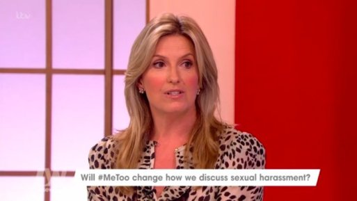 Penny Lancaster Breaks Down On Loose Women Over Man Who Attacked Her