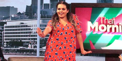 Scarlett Moffatt Forced To Pull Out Of Sunday Brunch Appearance After Falling Ill