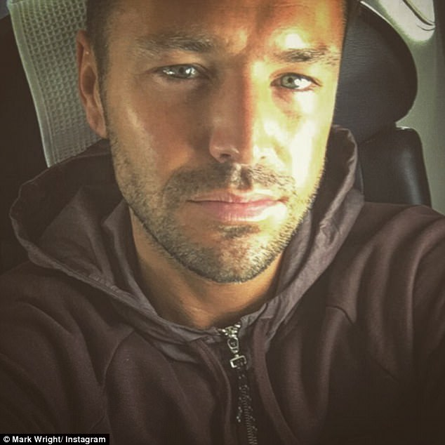 Mark Wright Addresses Them Photos Of Himself With Mystery Brunette