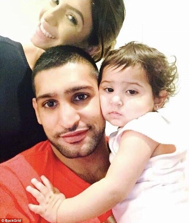 Amir Khan Admits He Doesn't Know When His Or His Daughter's Birthday Is?