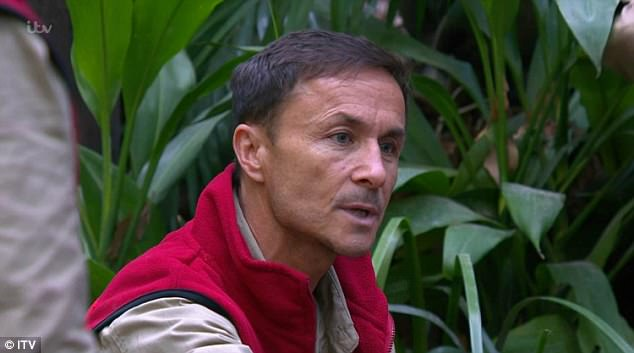 Dennis Wise Accuses ITV Of Making Him Look Like A Bully On I'm A Celebrity