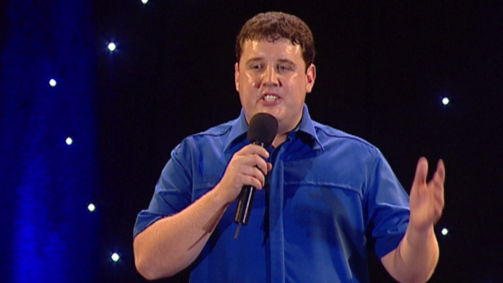 Peter Kay Forced To Cancel 100 Date Tour