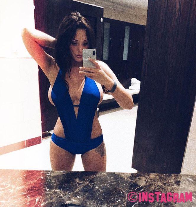 Charlotte Crosby boob job
