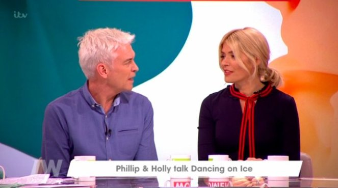 Holly Willoughby Admits She Would Do Strictly Come Dancing But Not Dancing On Ice For This Reason