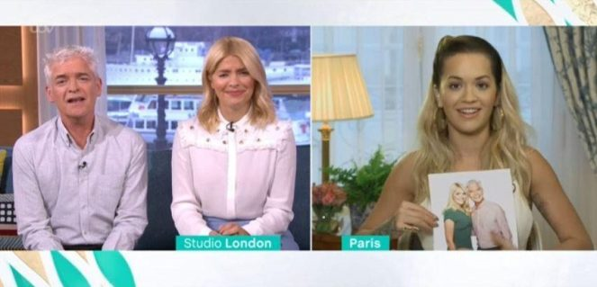 Holly Willoughby Cant Get Enough Of Fifty Shades Of Grey!