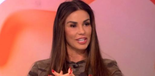 Katie Price Hits Out At Surgeon Who 'F*****d Up Her Face'