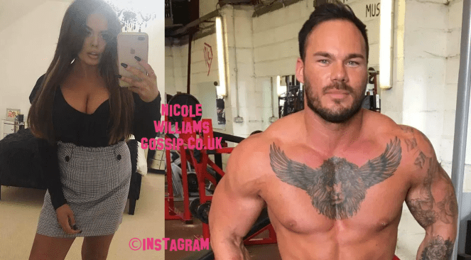 Is Scarlett Moffatt Dating This Tattooed HUNK???