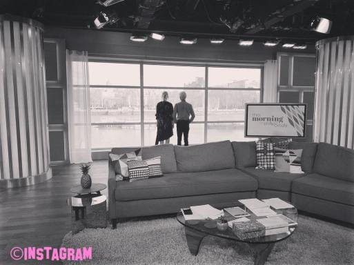 Holly Willoughby And Phillip Schofield Bid Goodbye To Southbank Studio