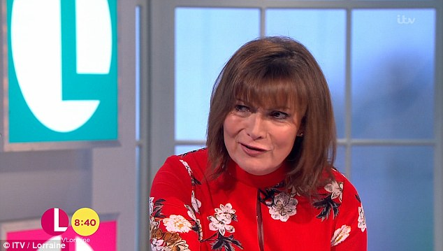 Lorraine Kelly Leaves Viewers Shocked After She Says Coronation Street Male Rape Storyline Is 'Brilliant' Of Camera