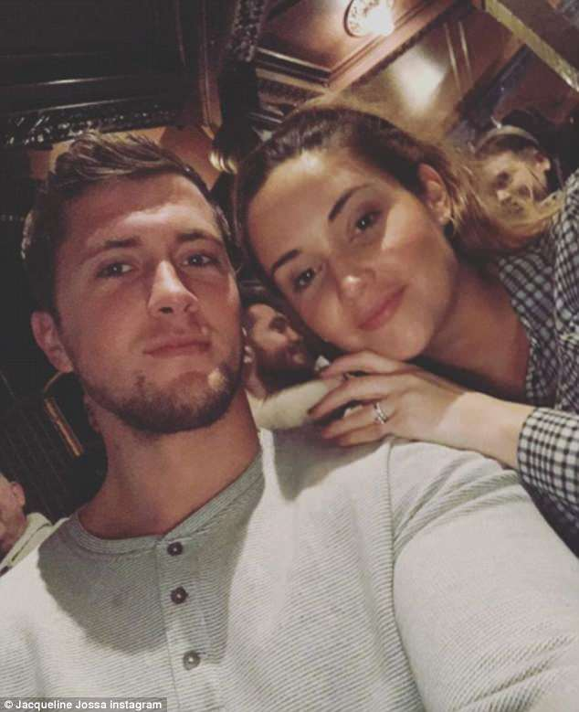 Heavily-Pregnant Jacqueline Jossa Has Split From Dan Osborne After String Of Heated Rows'