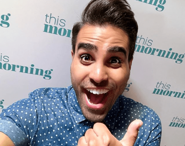 This Morning's Dr Ranj To Take Part In Strictly Come Dancing!