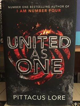 United As One – Pittacus Lore