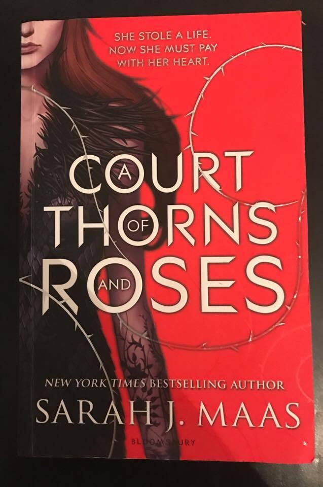 A Court of Thorns and Roses – Sarah J.  Maas