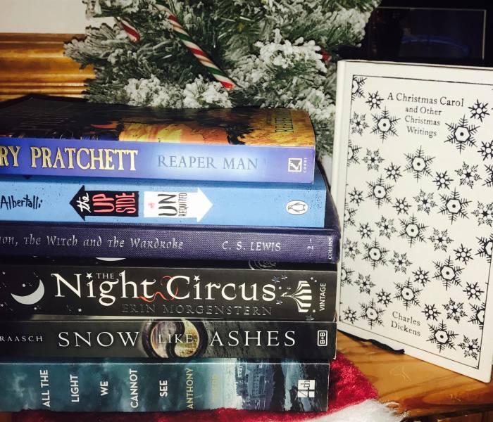 Holiday Adventure-A-Thon: Team Snowman! | Blogmas 2017 #12