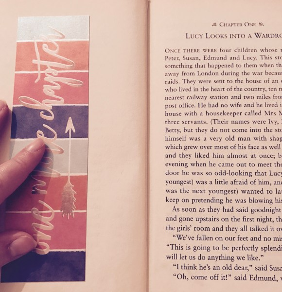 The Lion, the Witch and the Wardrobe – C.S. Lewis