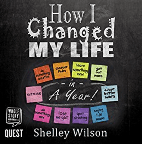 My Resolution Pact: Part 1 | How I Changed My Life in a Year – Shelley Wilson