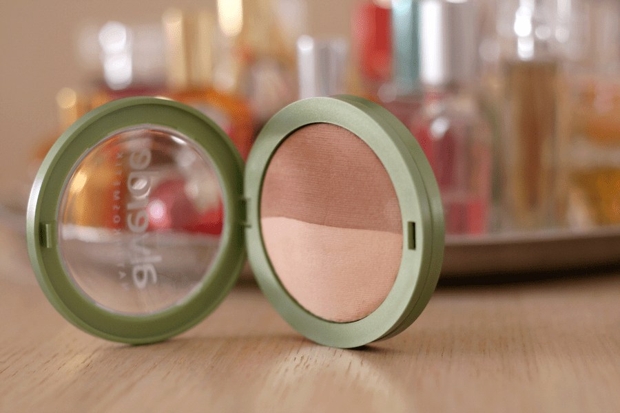 Alverde Bronzer Highlight duo